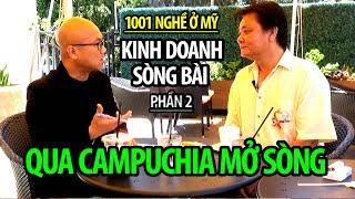 Mở sòng bài ở Campuchia: vốn mạnh, lời nhanh, 99.9999% khách từ Việt Nam