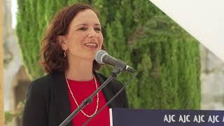 Israeli MK Rachel Azaria at Pluralism, Prayer & Partnership