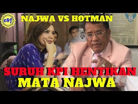 Komentar Pedas Hotman Paris Minta KPI Beri Sanksi Mata Najwa