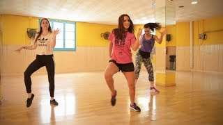 Firehouse Daddy Yankee  Ft Play N Skillz Zumba Fitness Arantxa Moreno