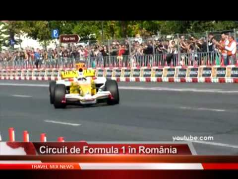 Circuit de Formula 1 in Romania