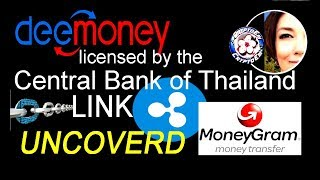 Link uncovered Ripple, Central Bank of Thailand & Moneygram, XRP & R3 Pilot, G20 Summit Osaka