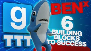 6 TIPS TO BE SUCCESSFUL | Gmod TTT