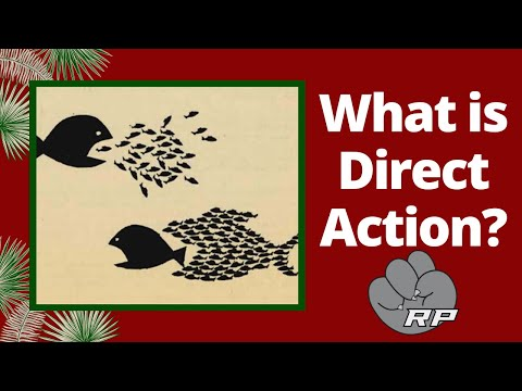 What is DIRECT ACTION? | Red Plateaus