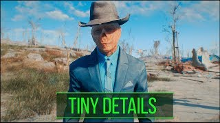 Fallout 4 – 10 Tiny Details You May Have Missed in the Wasteland - Fallout 4 Secrets (Part 8)