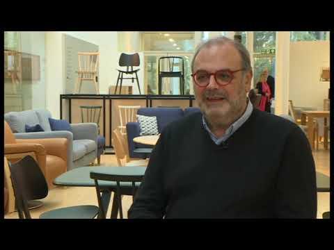 ercol on BBC News at Ten