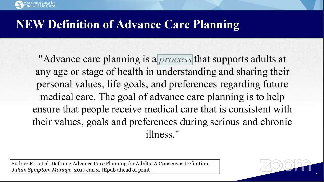 Play Advance Care Planning in WV - Meet the MPOA and LW forms