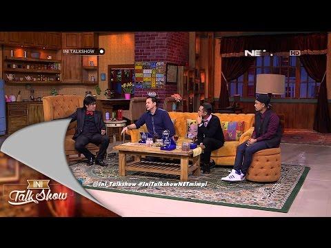 Ini Talk Show Choice Award Part 2/4 - Chika Jessica, Wendy, Ari Wibowo, Andhika Pratama Dan Grace