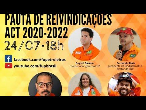 ACT 2020 – 2022: Encontro com a Categoria