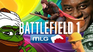 Battlefield 1 MLG Montage parody [GONE WRONG IN THE HOOD]