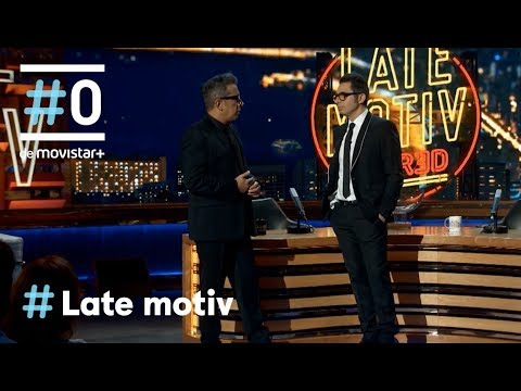 Late Motiv: especial sin red   #0