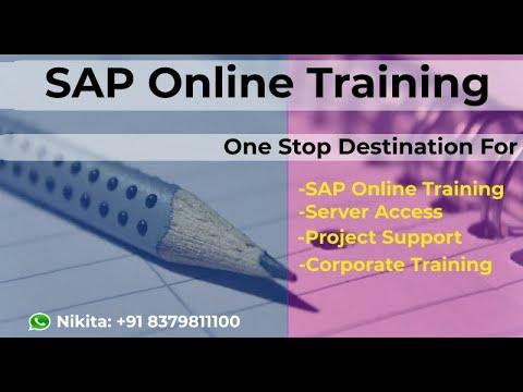 SAP ARIBA Online Training Session-1   SAP ARIBA ... - YouTube