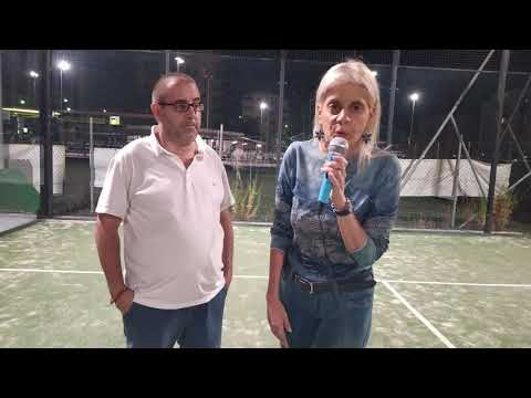 immagine di anteprima del video: INSIEME ALLA NOSTRA PRESIDENTESSA BELINDA FERRARO