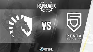 Rainbow Six Pro League - Atlantic City Finals - Team Liquid vs. PENTA Sports - Grand Final