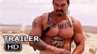 THE BAD BATCH Trailer # 2 (2017) Jason Momoa, Keanu Reeves Thriller Movie HD