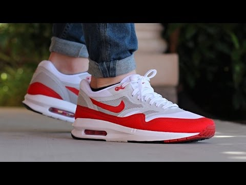 "Nike Air Max Lunar1 ""OG Red"""