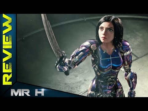 Alita Battle Angel Movie Review - An Incredible Passion Piece