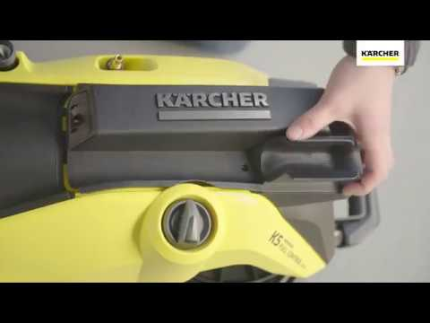 Karcher Premium Full Control Plus K5 145bar Pressure Washer 2.1kW 240V