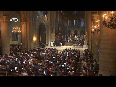 Messe d'action de Grâce pour la canonisation de Louis et Zélie Martin