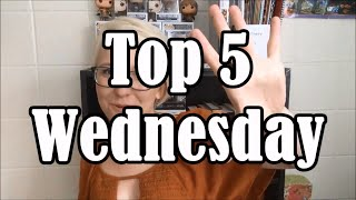 Least Favorite Books In My Favorite Series | Top 5 Wednesday
