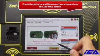 BMW Remote Unlocking Application using ZFH C12 cable