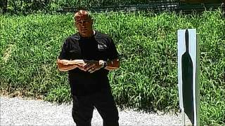 Matt Canovi shows how Armed Alabama Instructors teach how to draw
