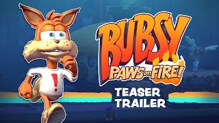 videó Bubsy: Paws on Fire!