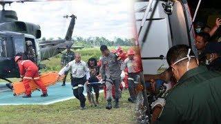 Tim Evakuasi Berhasil Selamatkan 15 Warga Sipil, 7 di Antaranya Para Pekerja Jembatan di Nduga Papua