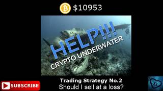 Trading Strategy No.2 - Should I sell at a loss (Cryptocurrency for Beginners)