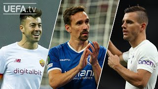 EL SHAARAWY, KUMS, LO CELSO   #UECL Best Goals, Matchday 2