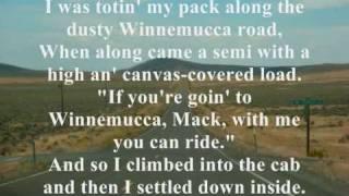 J-O-H-N-N-Y C-A-S-H - Ive Been Everywhere - With Lyrics