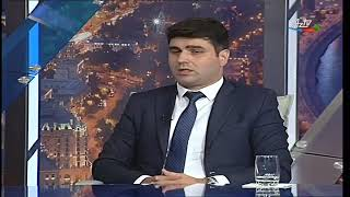 "Sarkhan Sarkhanov on the program ""Gunun Nabzi"""