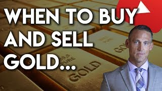 When to sell gold