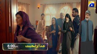 Khuda Aur Mohabbat Episode 24  Khuda Aur Mohabbat Epi 27 To 2nd Last Episode  Teaser Promo & Review