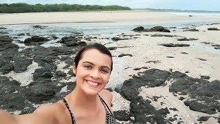 Cristina de Movete en el Mundo disfrutó de Tamarindo con nuestros vuelos