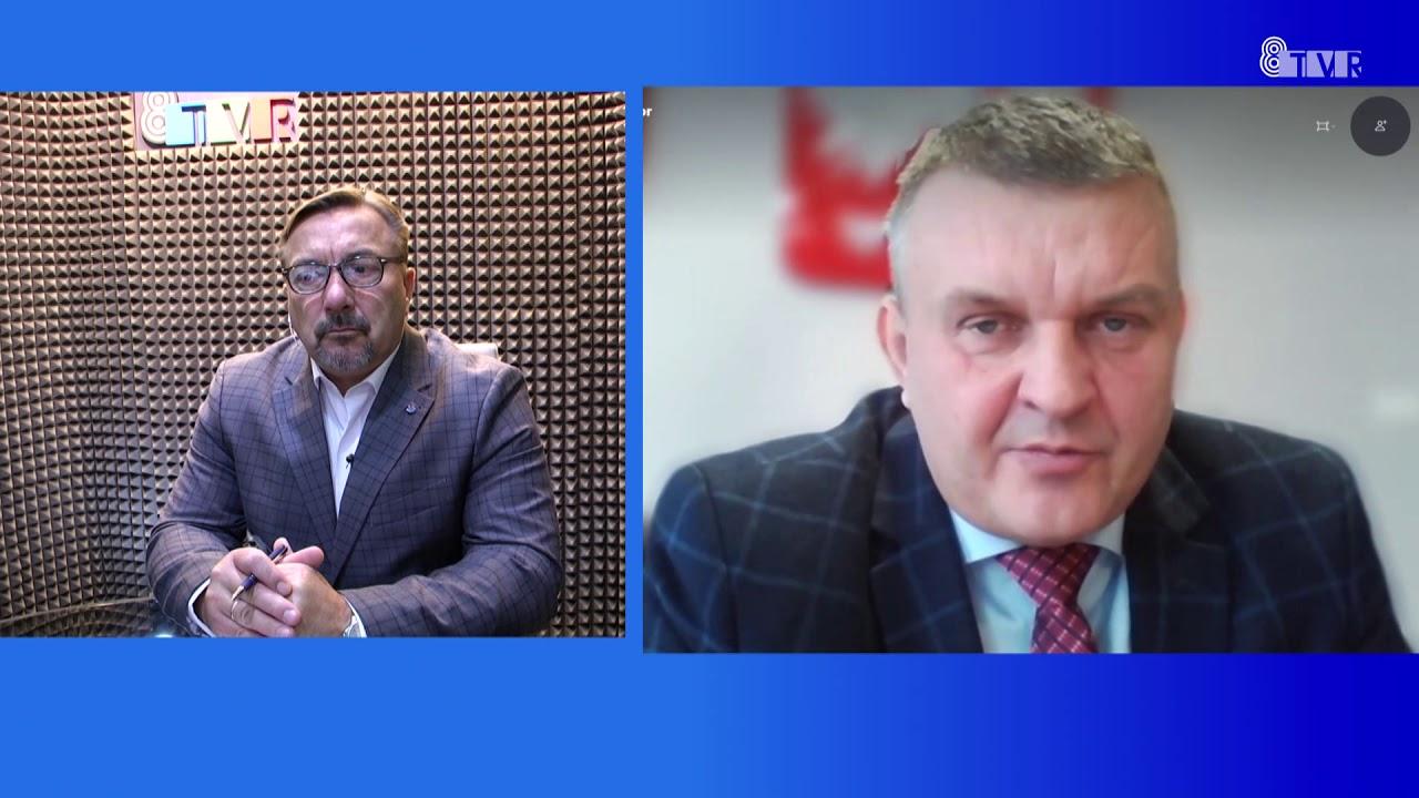 Raport koronawirus- Komentarz Starosty Sieradzkiego Mariusza Bądziora