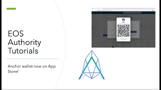 #6 - Anchor for iOS with EOS Authority - How to Vote