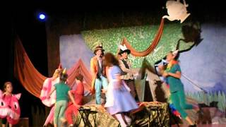 """The Unbirthday Song"" from ""Alice in Wonderland, Jr."""
