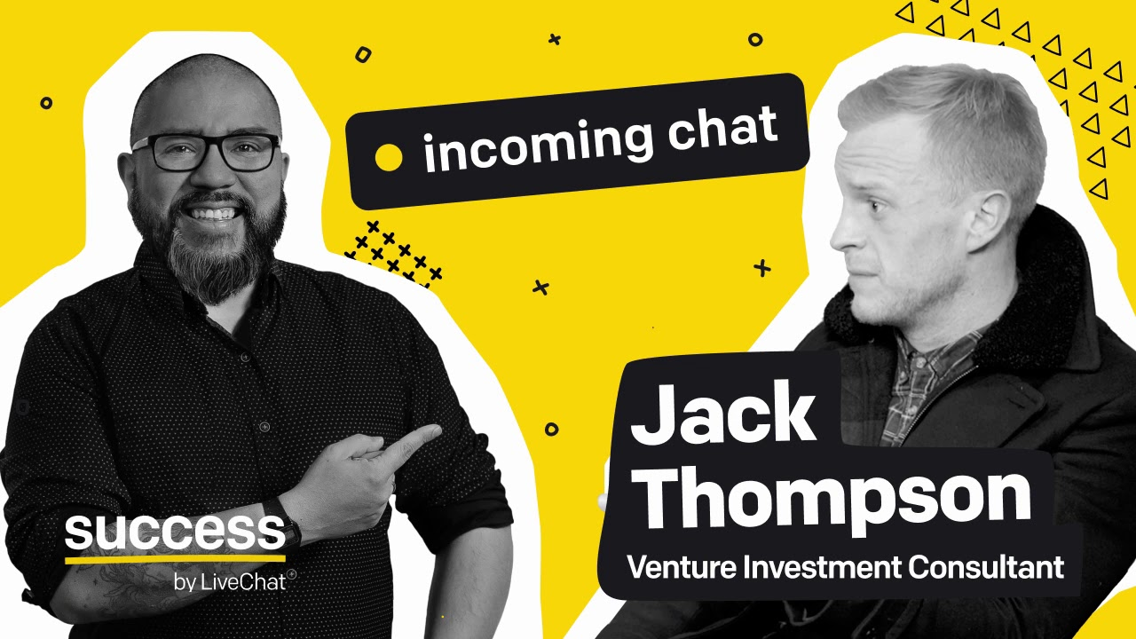Incoming Chat #1: Startups, Investments, and a Little Bit of Brexit With Jack Thompson