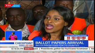 Ballot papers arrival: Second batch of ballot papers to arrive on Monday