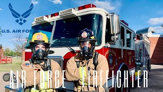 DAY IN THE LIFE OF A FIREFIGHTER