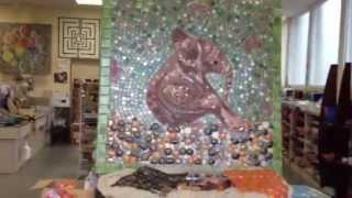 Made In Mosaic - SAUMUR