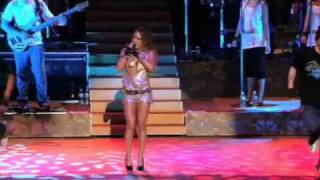 Hilary Duff - Gypsy Woman (Music Video Live At Gibson Amphitheater)