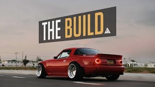 The Build | The CLEANEST Miata I've ever seen | In-depth Overview