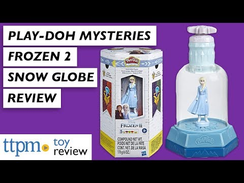 Details about  /Frozen Snow Globe Playland