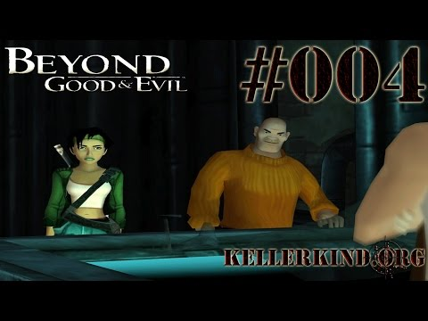 Beyond Good and Evil #004 - Das IRIS-Netzwerk ★ Retro-Sonntag ★ We play Retro Classics [HD|60FPS]