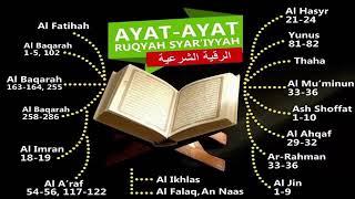 Dengarkan Ayat Ayat Ruqyah ini agar jiwa kita tenang