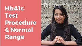 HbA1c test - HbA1c Procedure and HbA1c Normal Range with Sanghmitra | Zyla Health