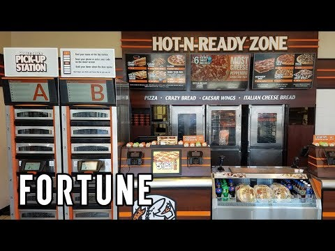 Little Caesars' Unveils the Pizza Portal I Fortune