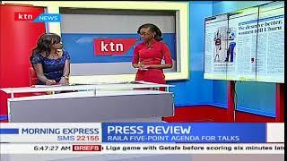 We deserve better, women tell Uhuru